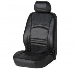 Leder Autositzbezug Ranger schwarz